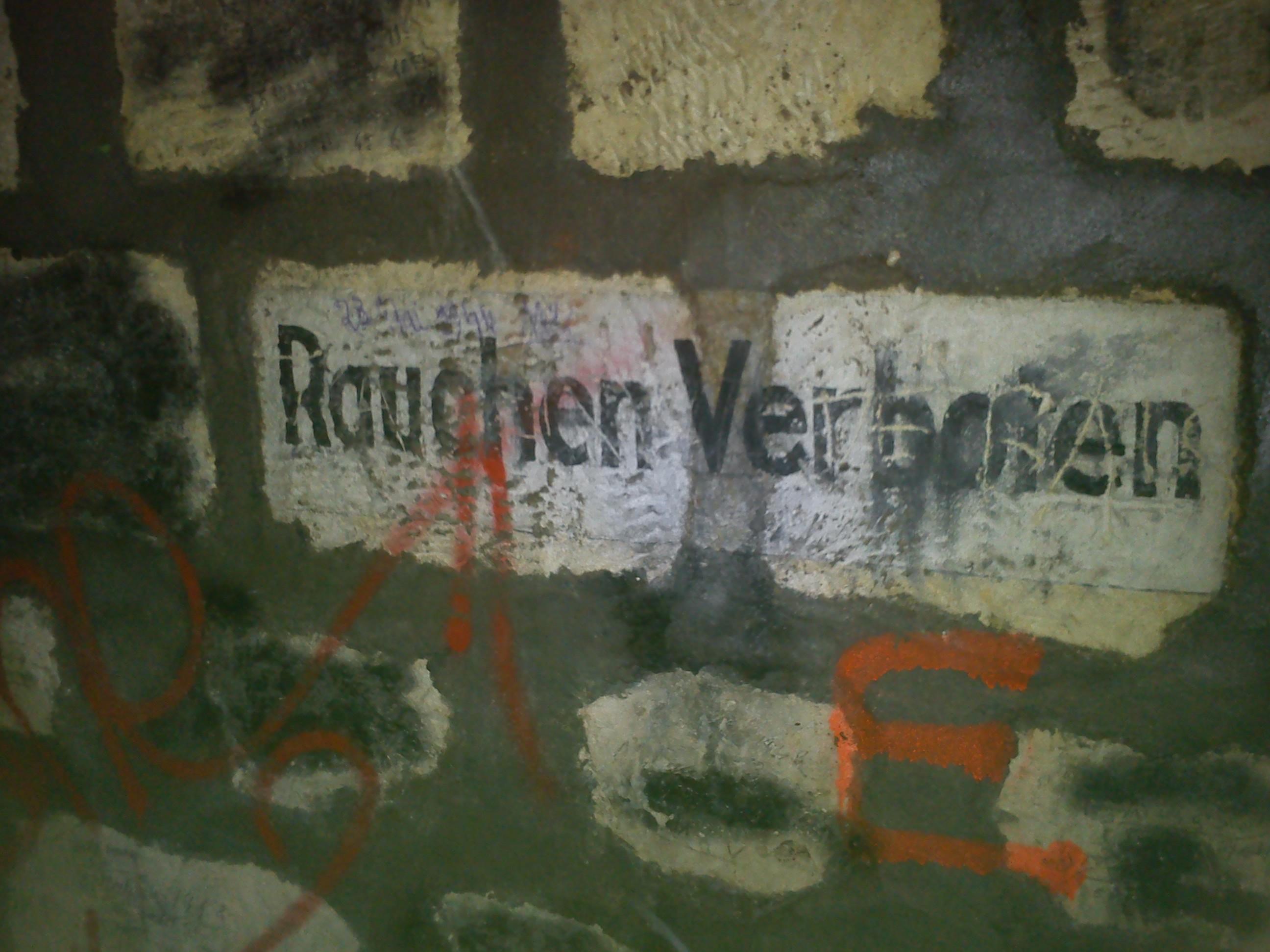 Dans le bunker