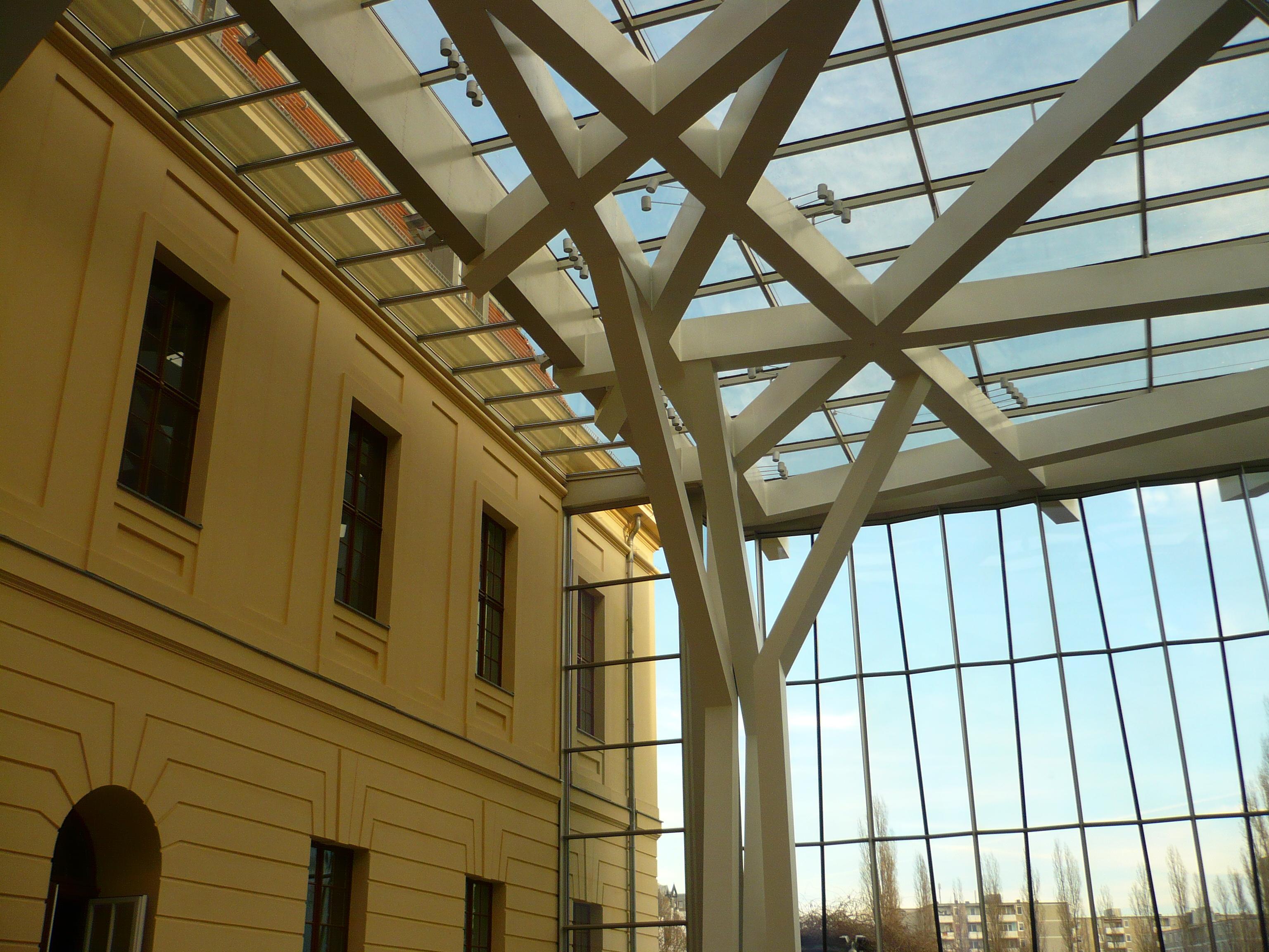Terrasse du Judisches Museum