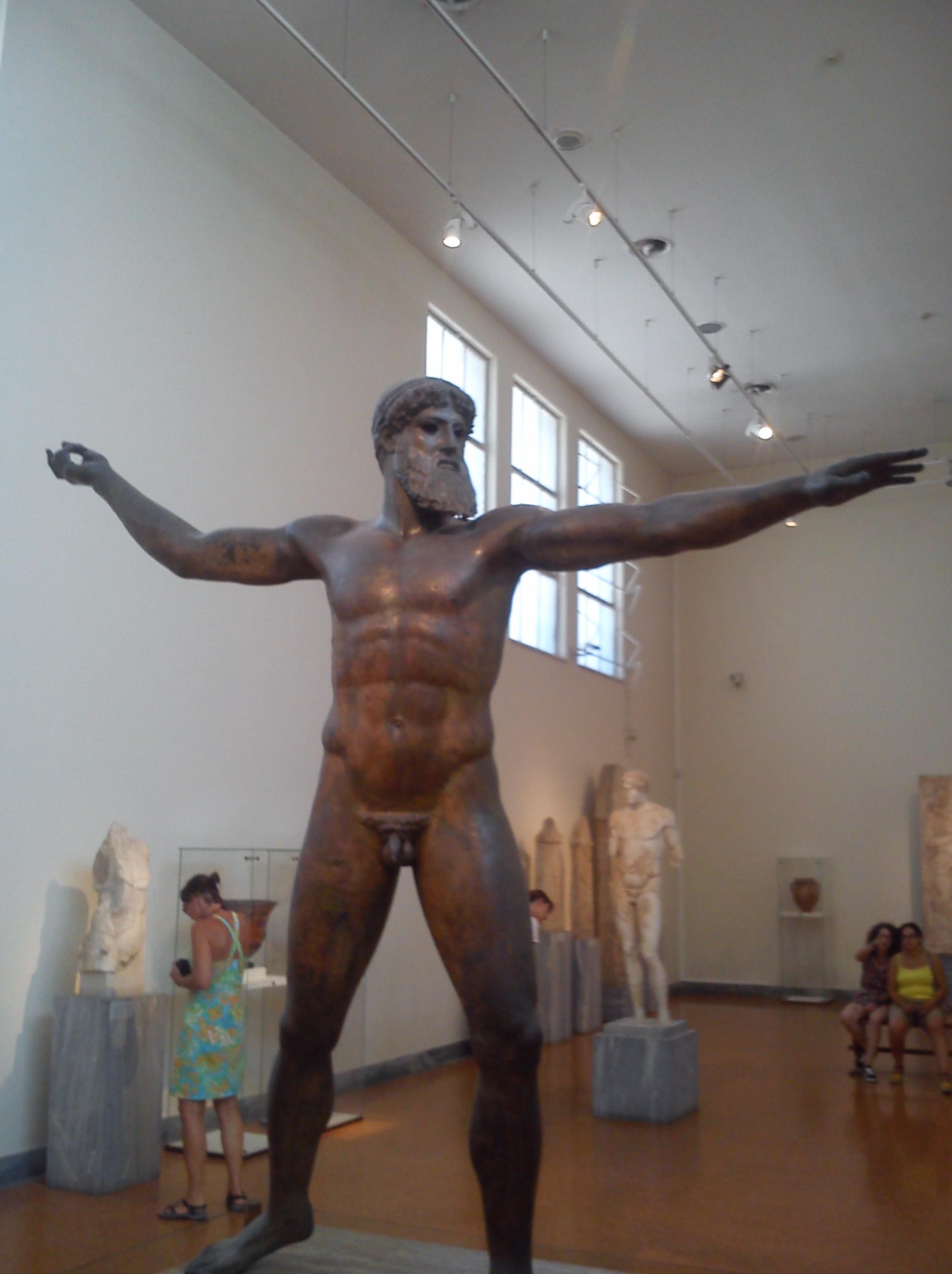 Zeus ou Poséidon ?