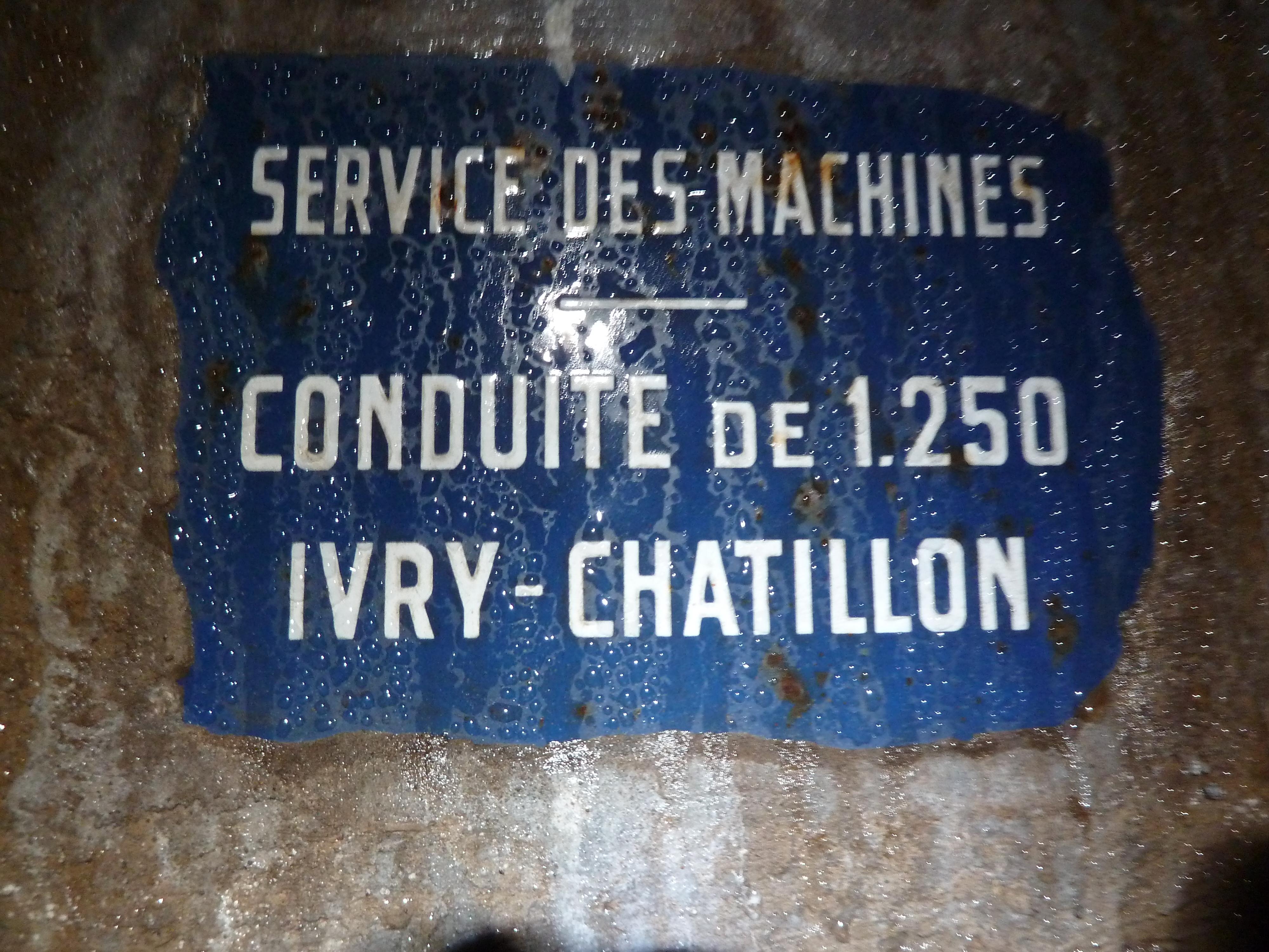 Service des Machines