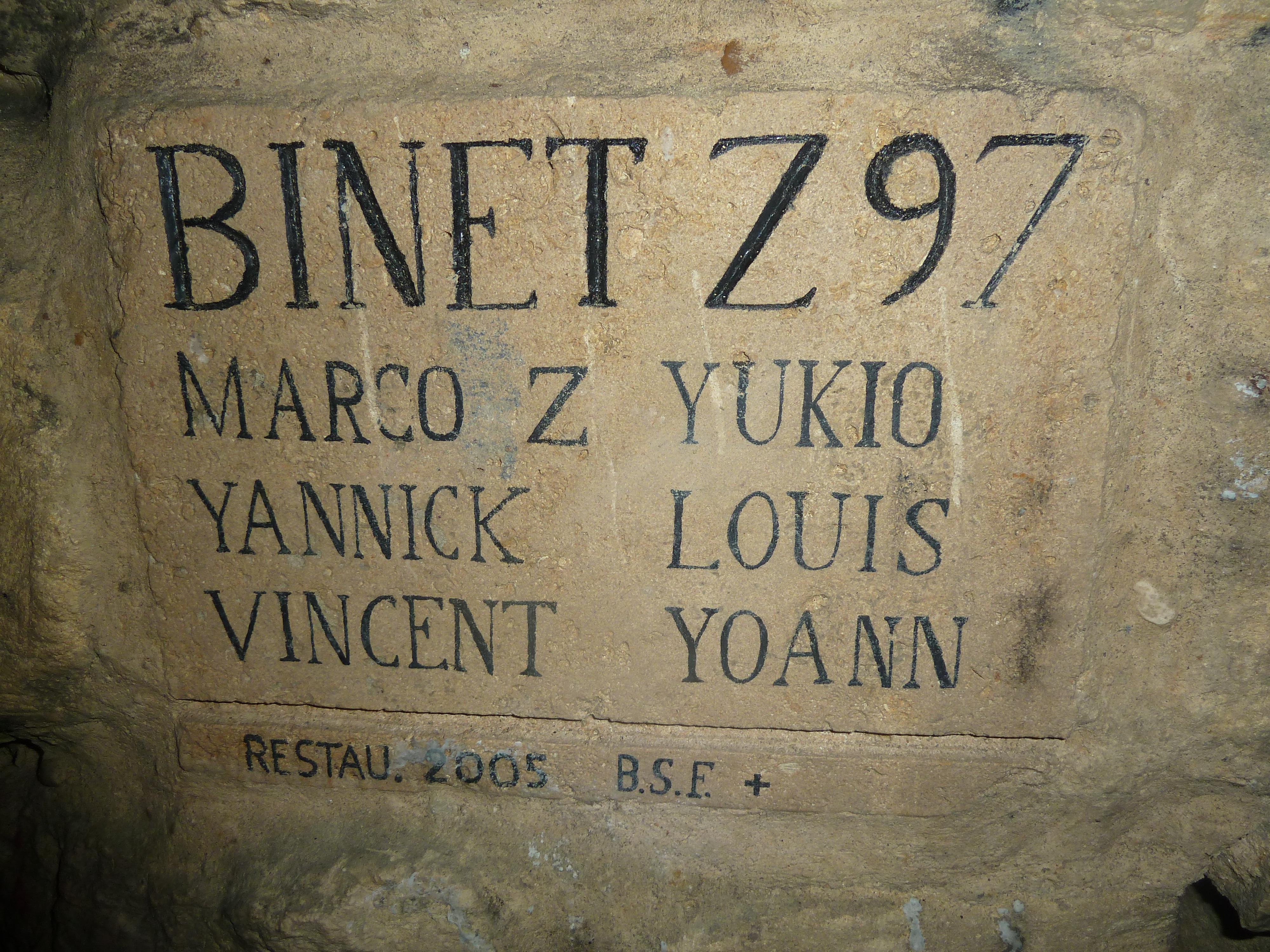 Binet Z97