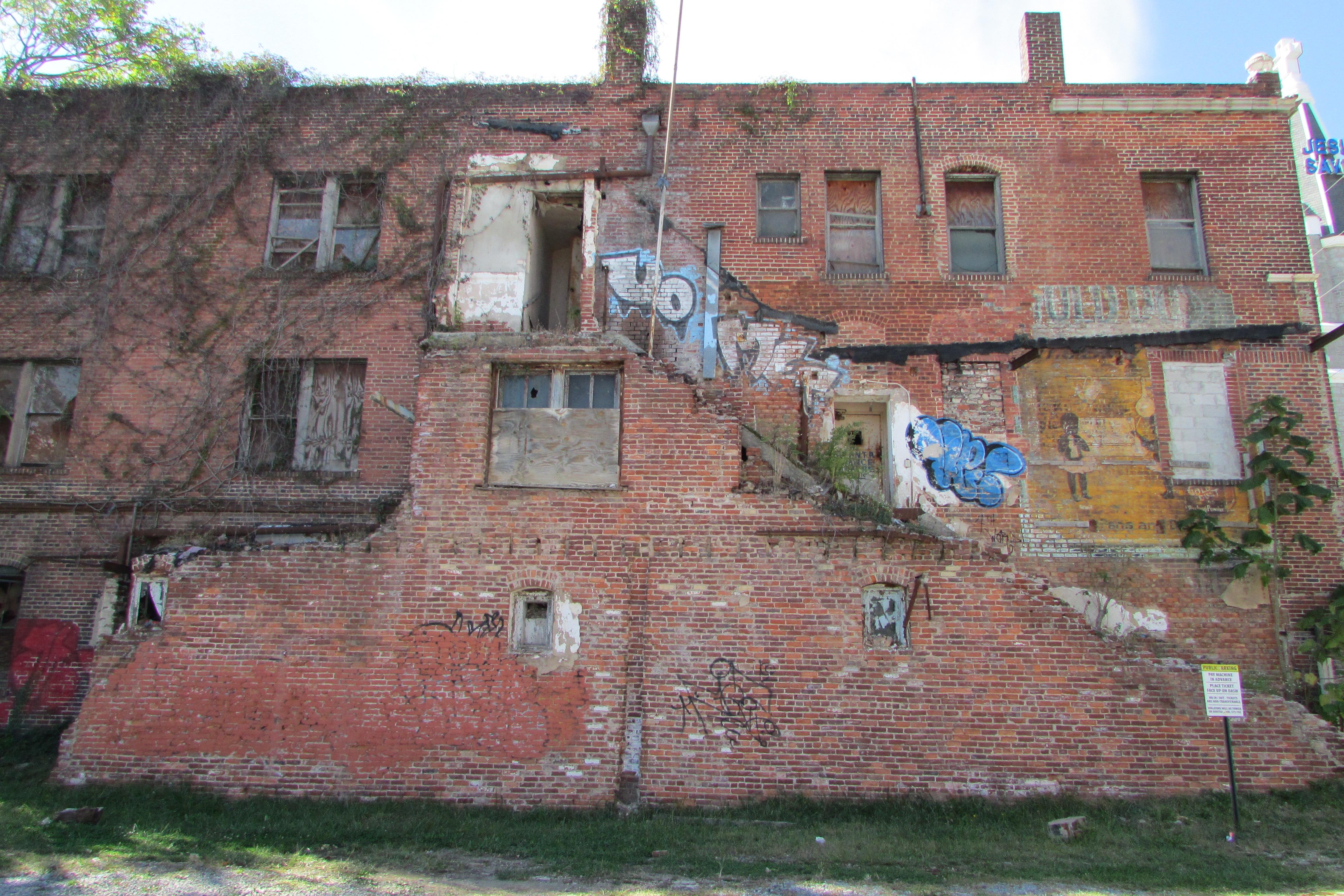 Dance Theater, façade