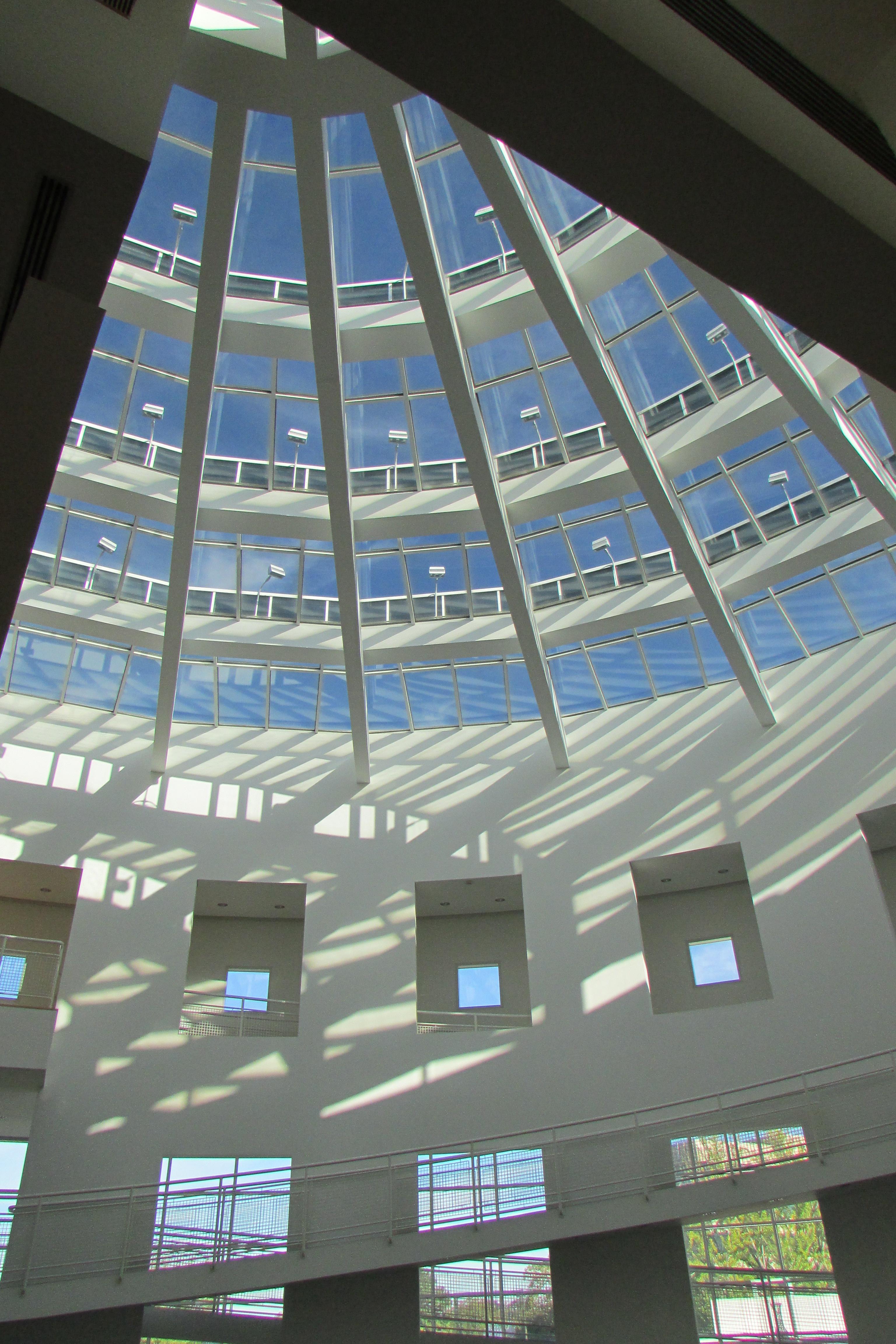 Atrium du musée