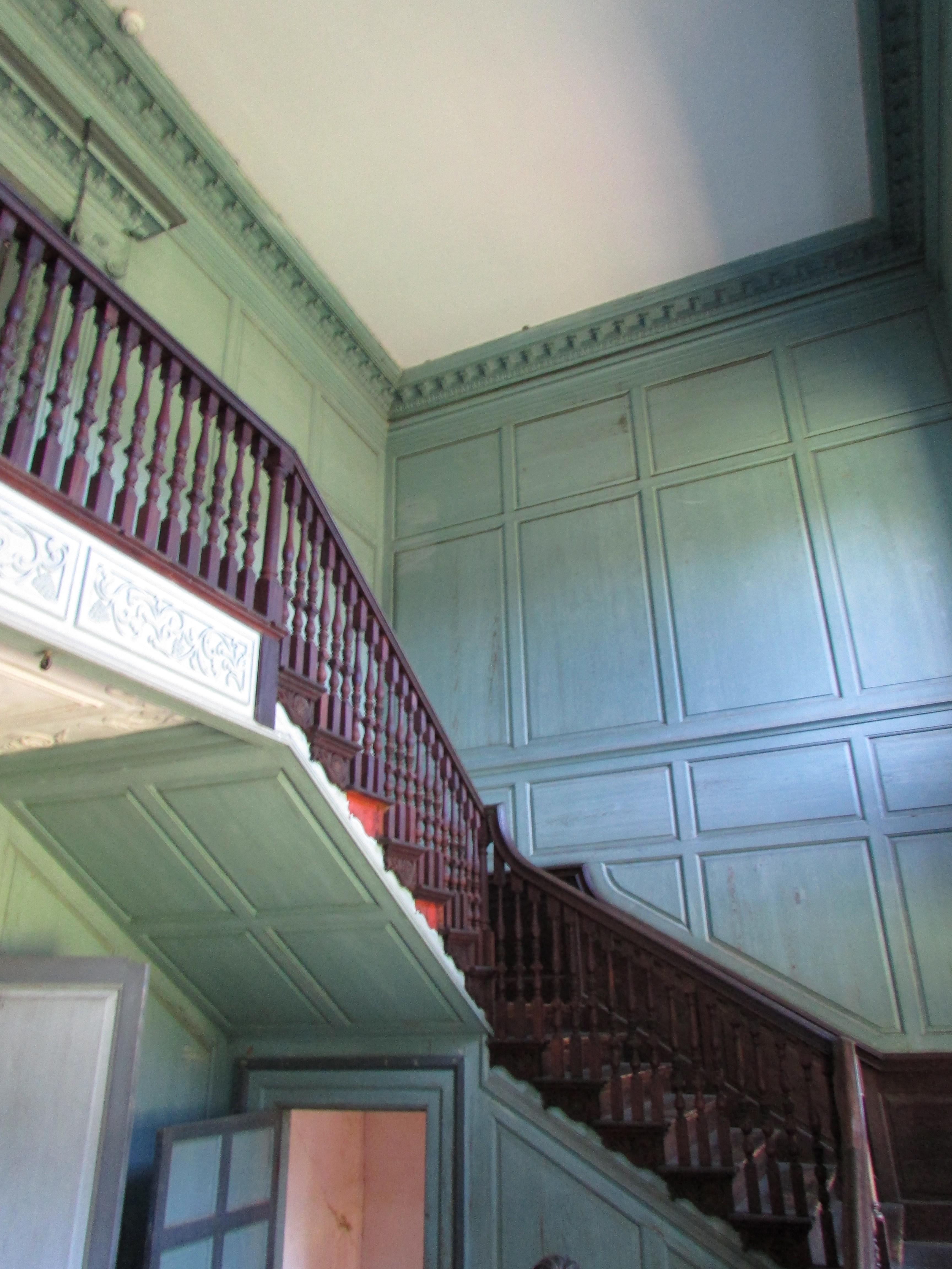 Escalier d'apparat