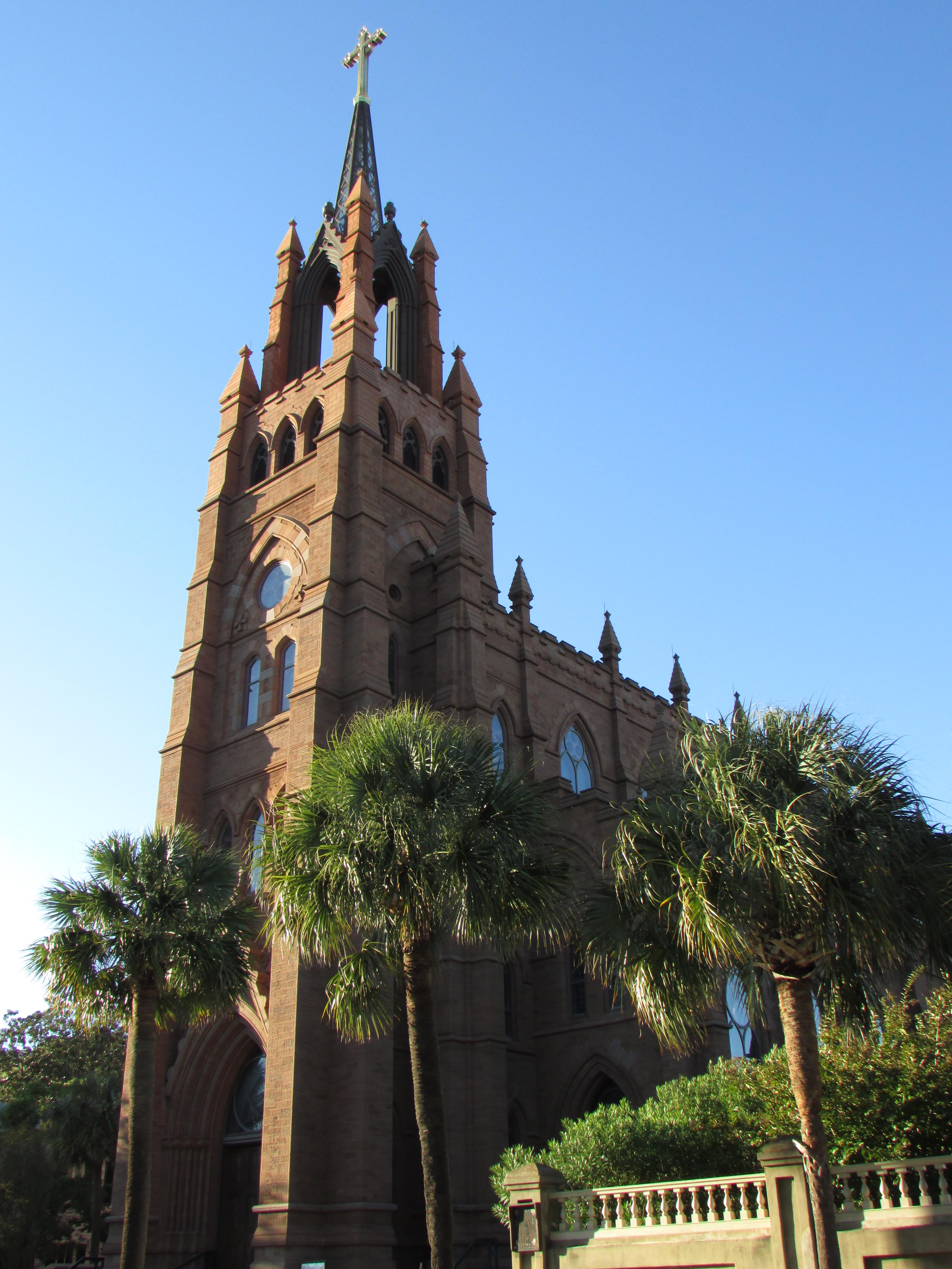 Église de Saint Jean Le Baptiste, Charleston