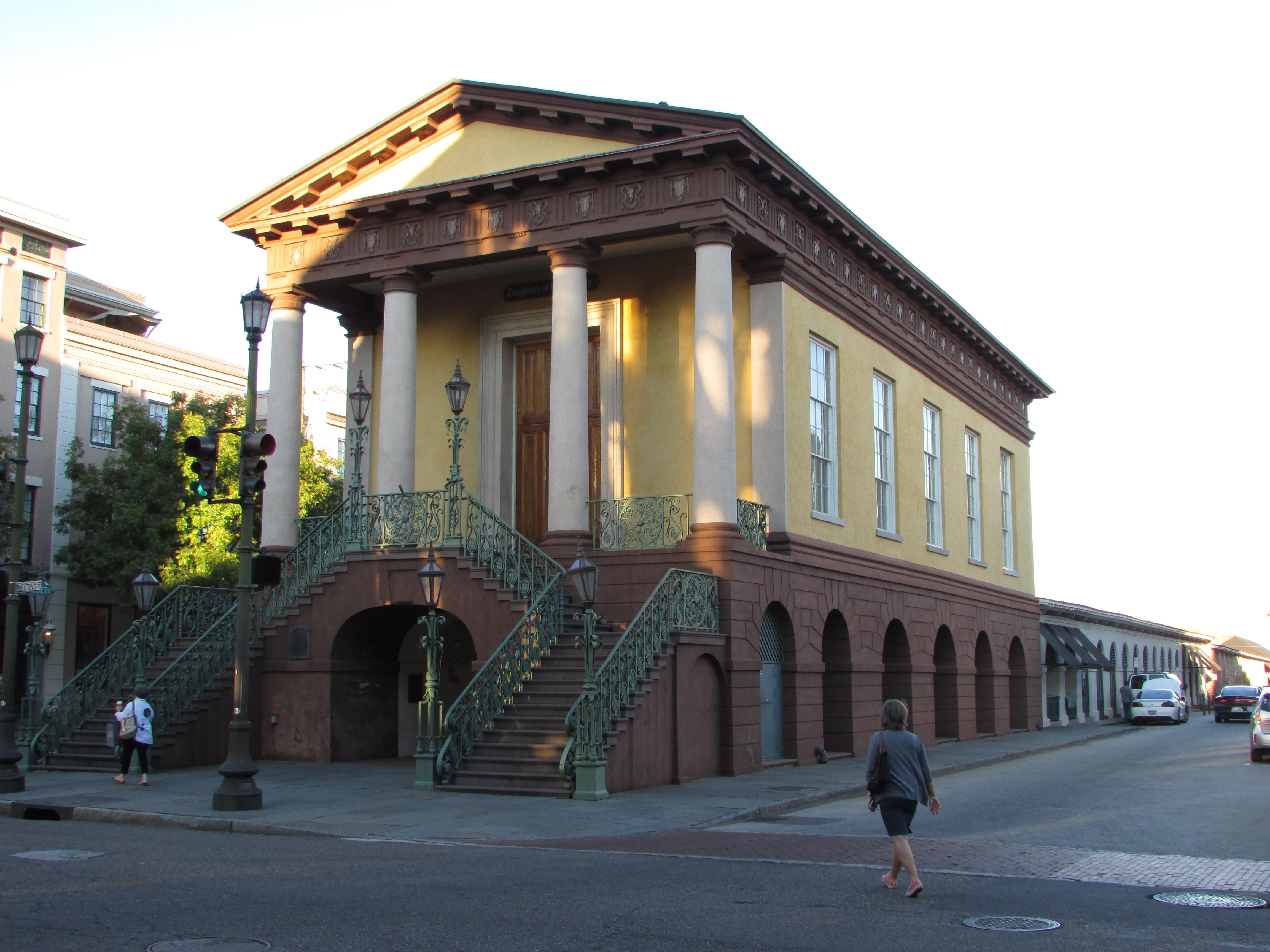 Marché, Charleston