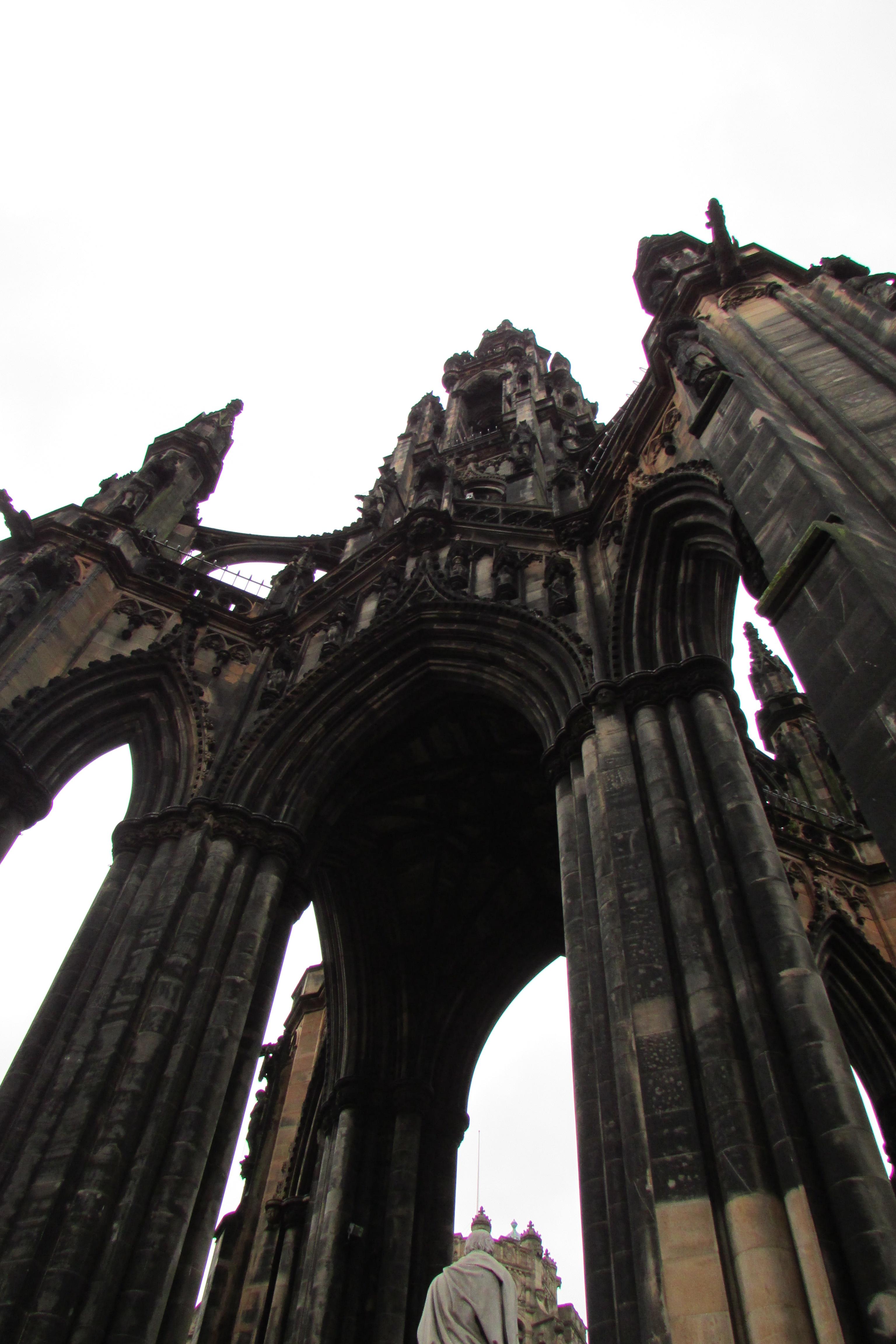 Monument à John Scott