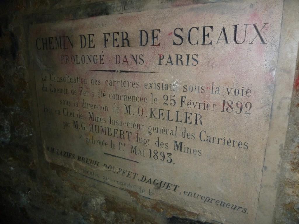 Chemin de fer de Sceaux