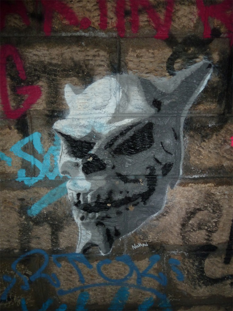 Crâne cornu