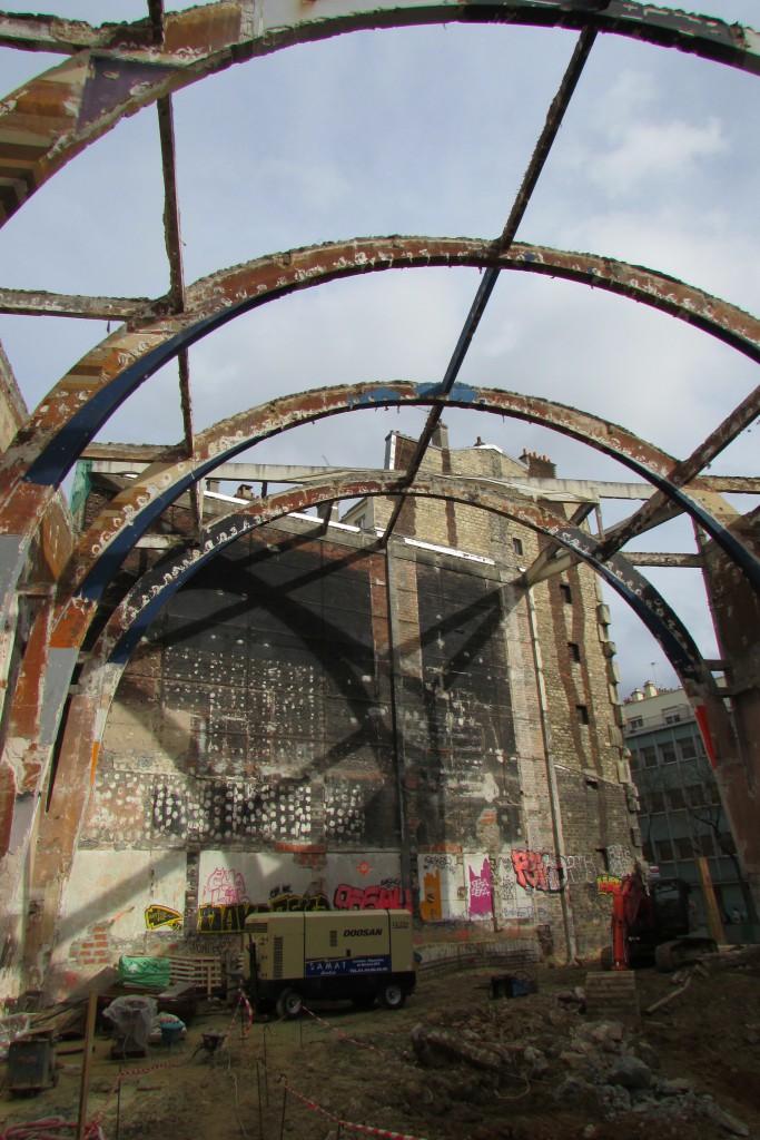 Arches et Ombres