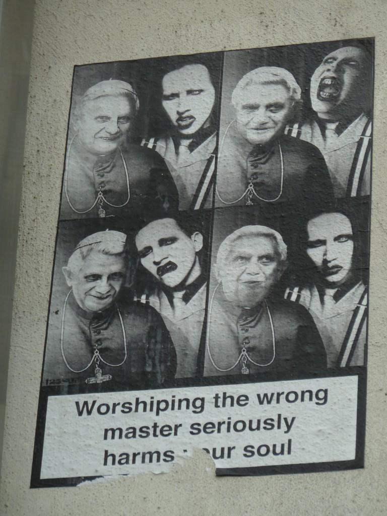 Worshipping...