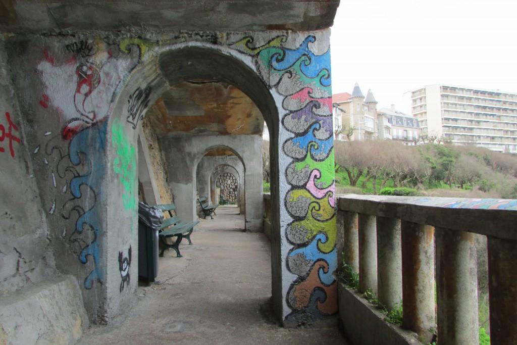 Arches graphées
