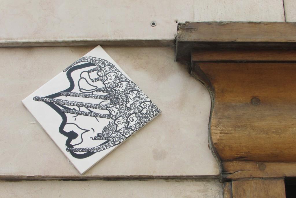 Street Art et corniche