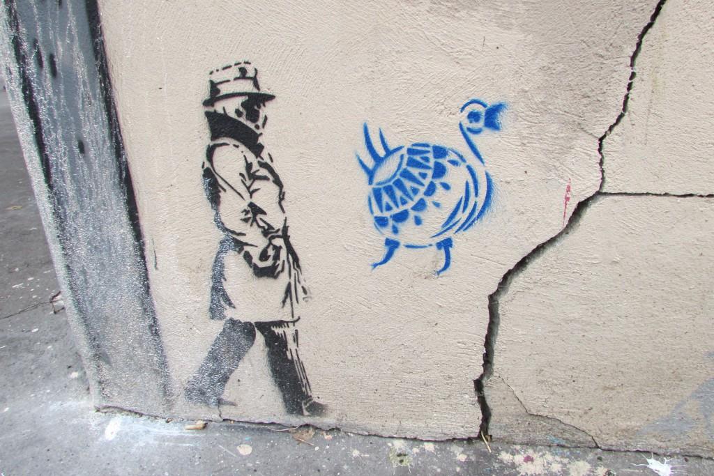 Rorschach et un dodo