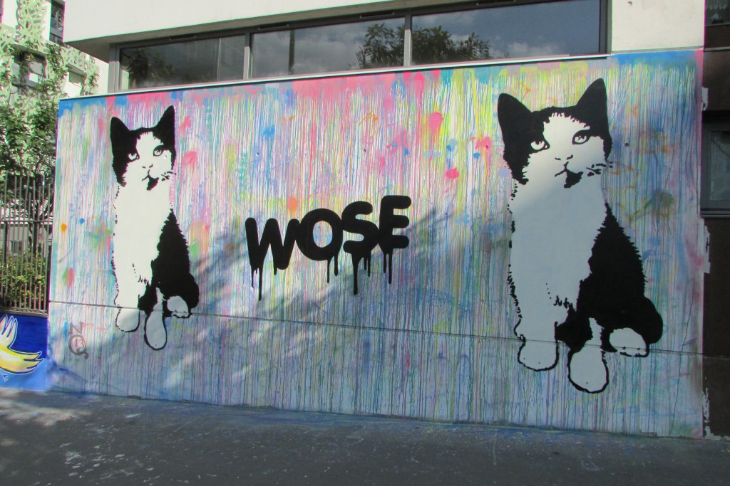 Wose et chatons