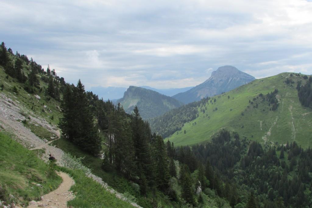 Les montagnes autour de Grenoble