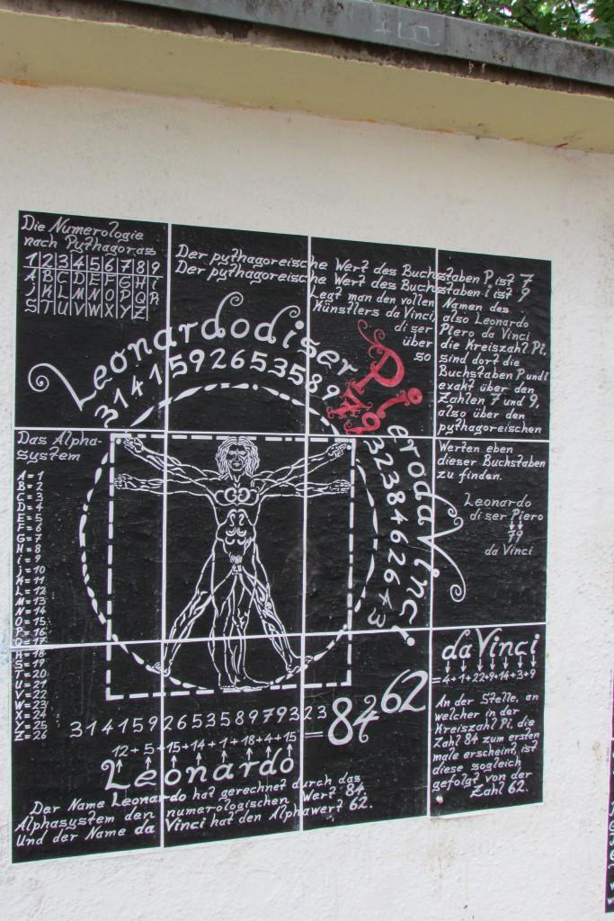 Léonard de Vinci et le complot numéral