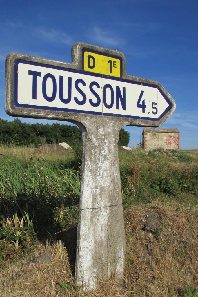 Tousson, 4,5.