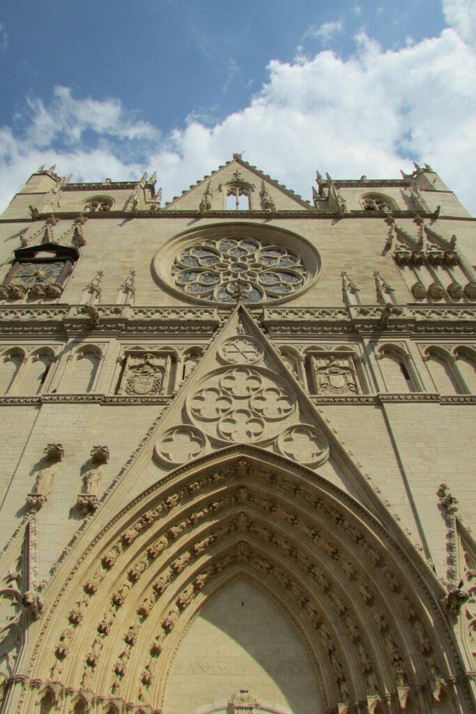 Façade de Saint-Jean