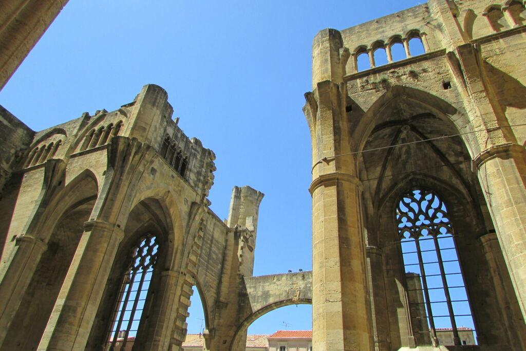 Cathédrale, partie jamais achevée