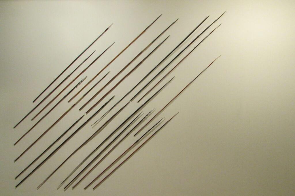 Flèches, anonyme, Papouasie Nouvelle Guinée