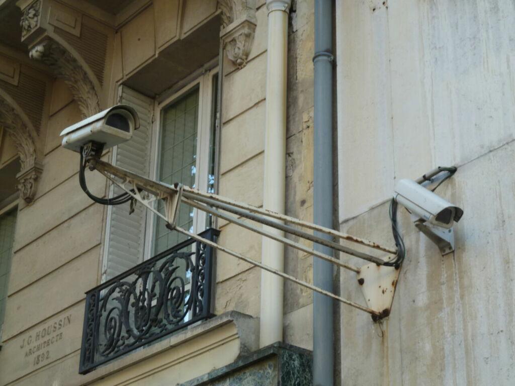 Caméras sur supports