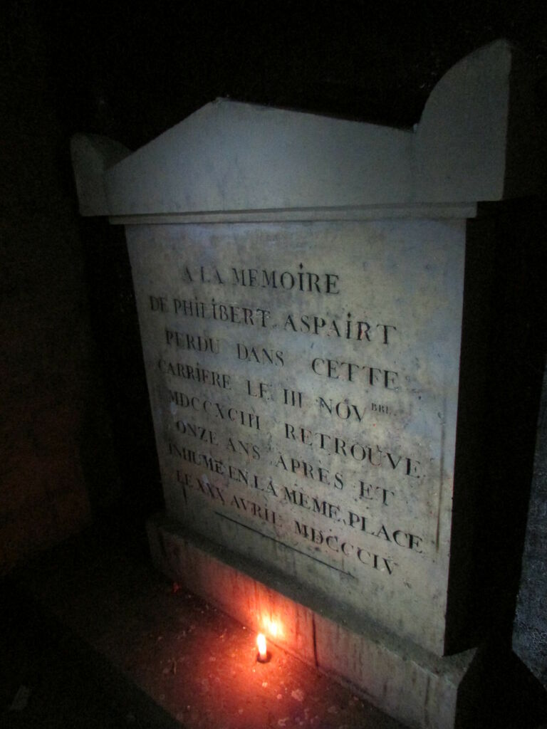 Tombe de Philibert, dans un bon état