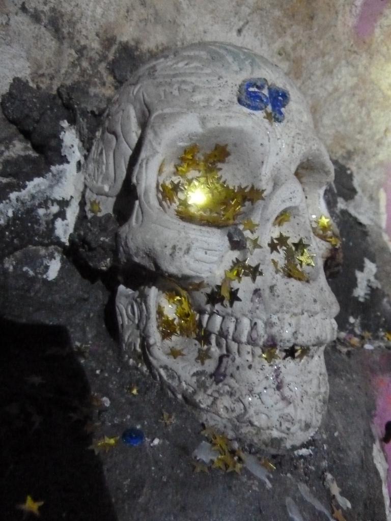 Crâne étoilé