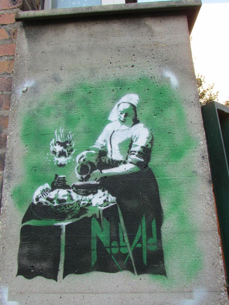Laitière au démon (nobad, plus souvent vu dans les tréfonds en dehors des ArtistiK Cities)