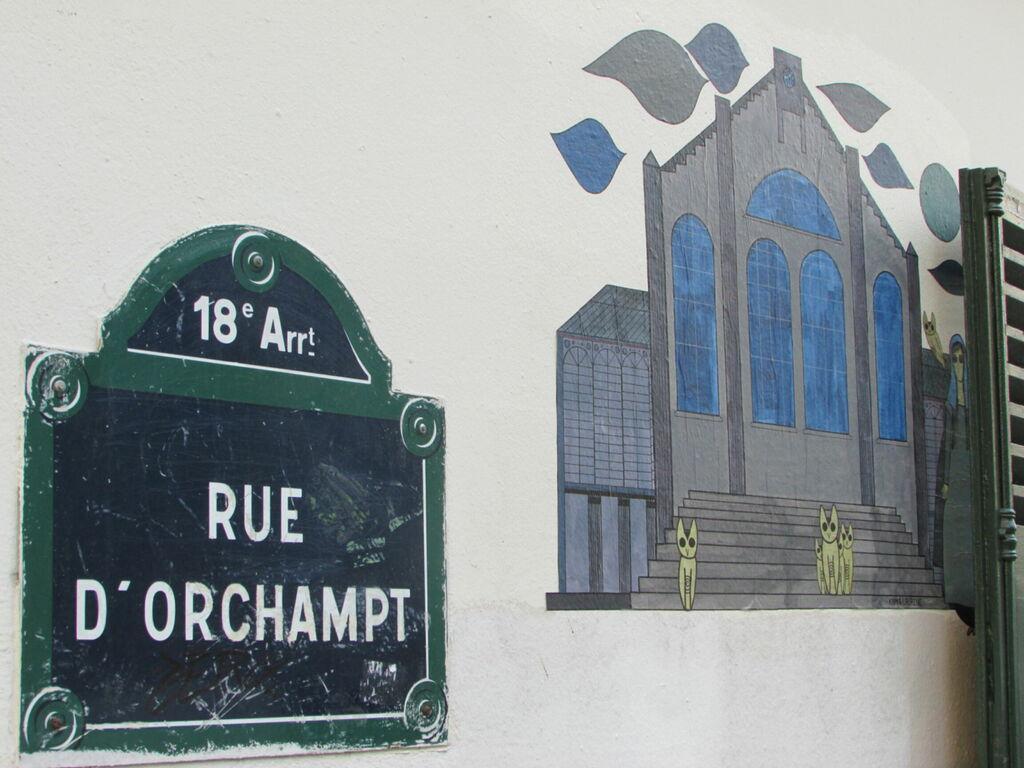 Rue Orchampt