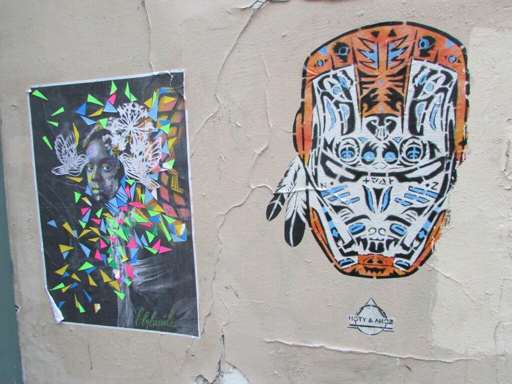 Iron Man par NotY & AroZ