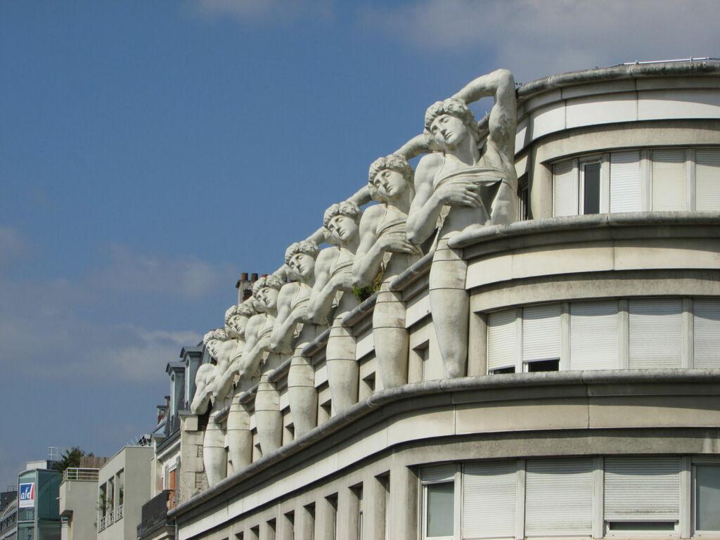 Près de la Gare de Lyon