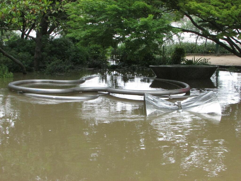 Jardin de sculptures Tino Rossi