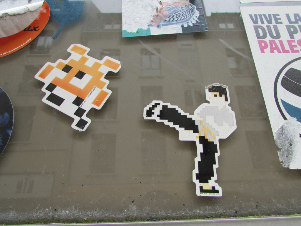 Invaders et Kungfu