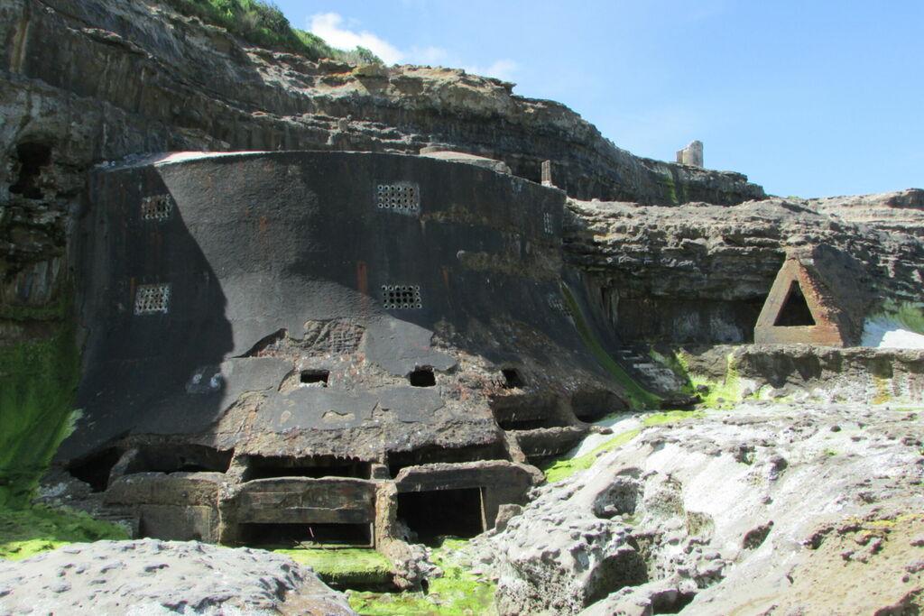 Bunker et varech