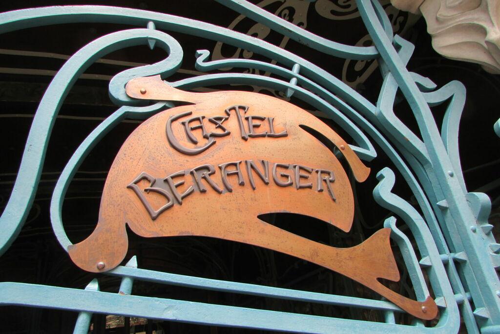 Castel Béranger, détail