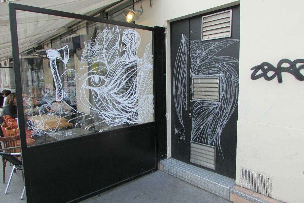 Moyoshi, rue de Mirbel