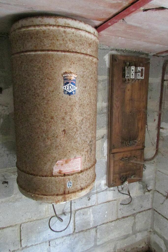 Chauffe eau