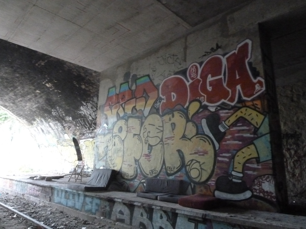 Tags et tunnel