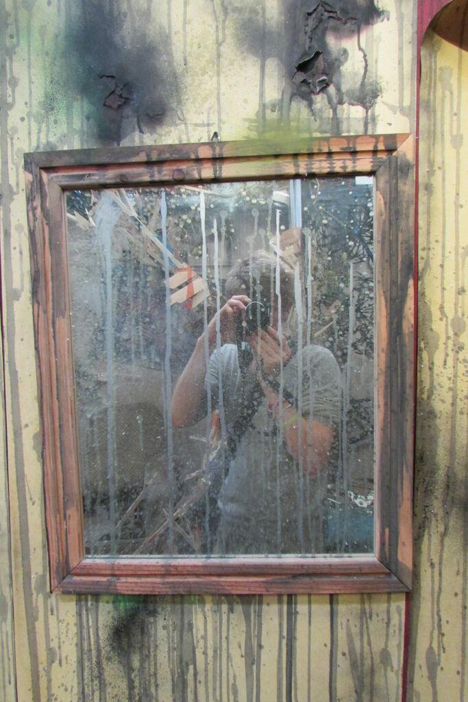 Portrait de l'artiste en explorateur de bâtiment abandonné