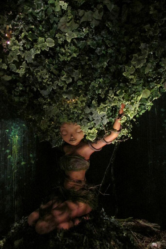 Vinie, esprit de la forêt ?