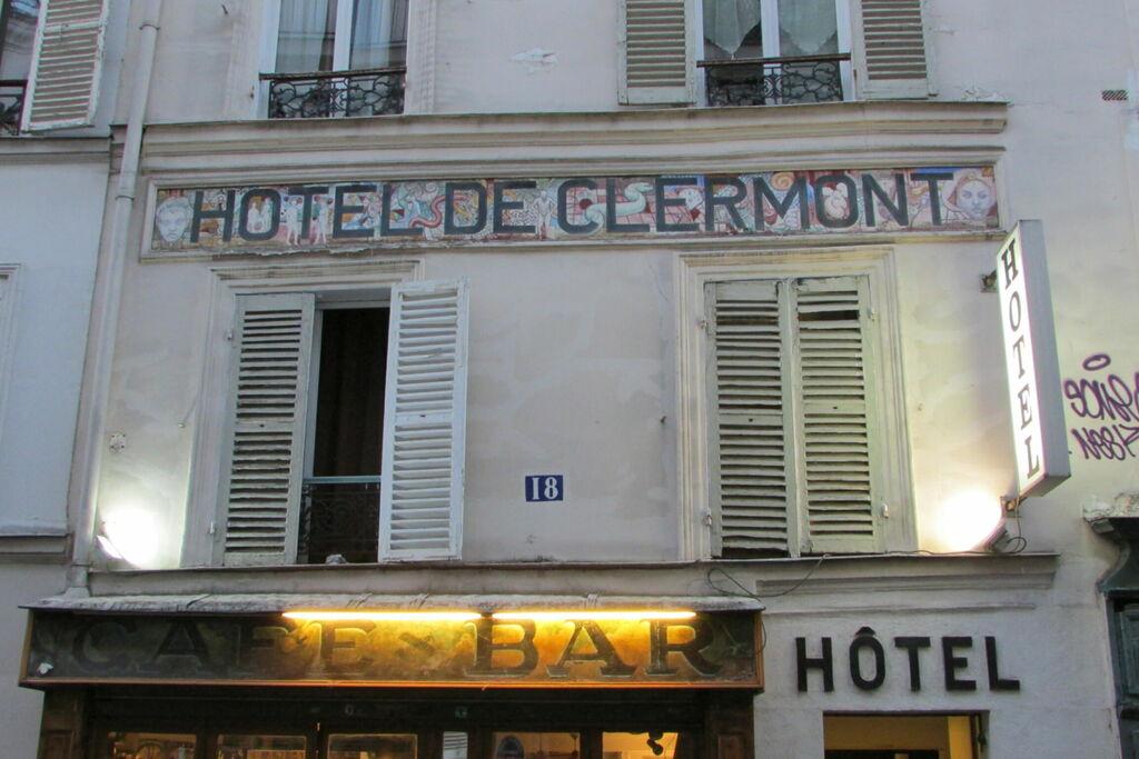 Hôtel de Clermont et éclairages