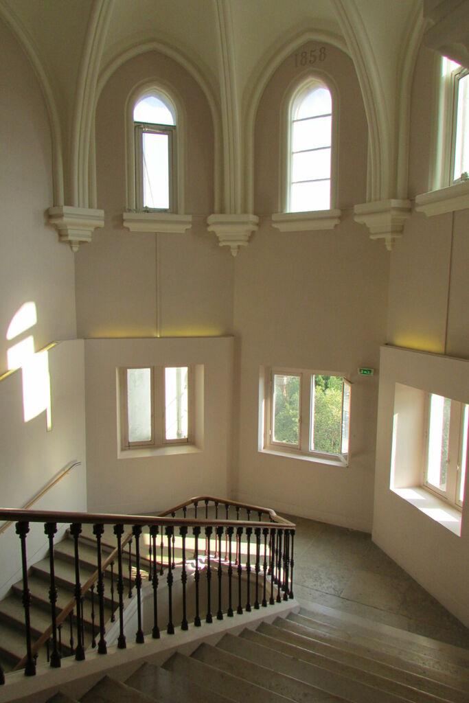 1858 - escalier
