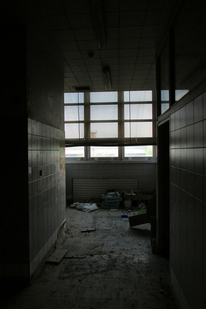 Fenêtre et carrelage