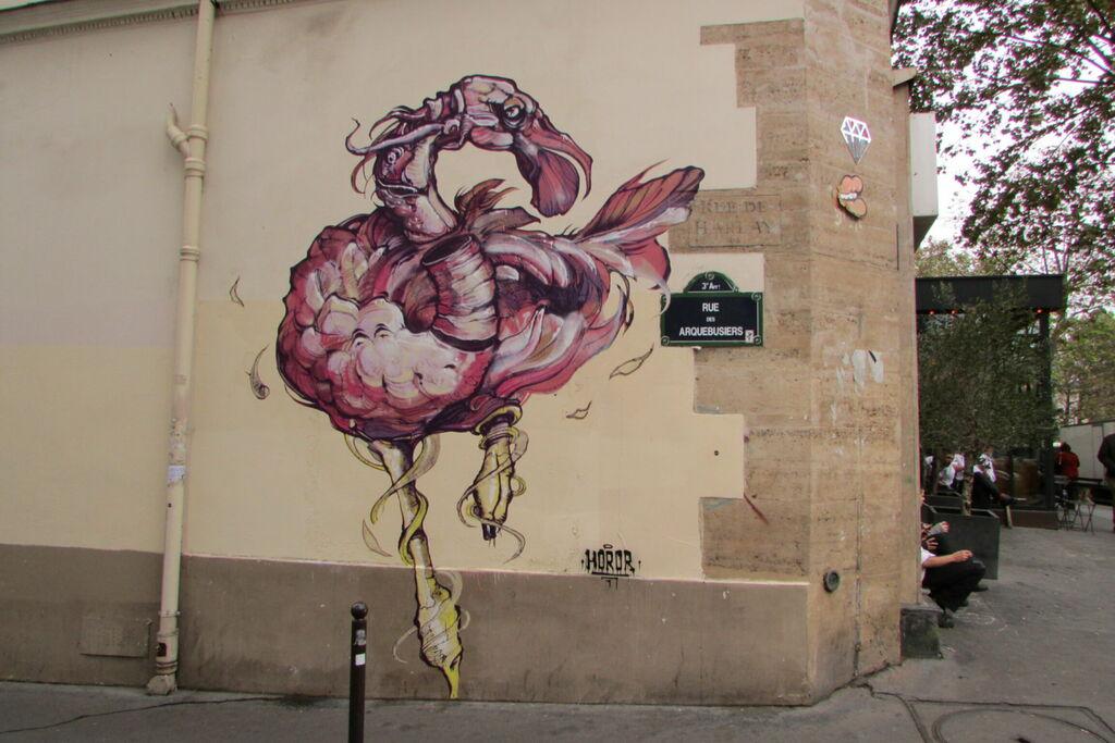 Horor, rue des Arquebusiers