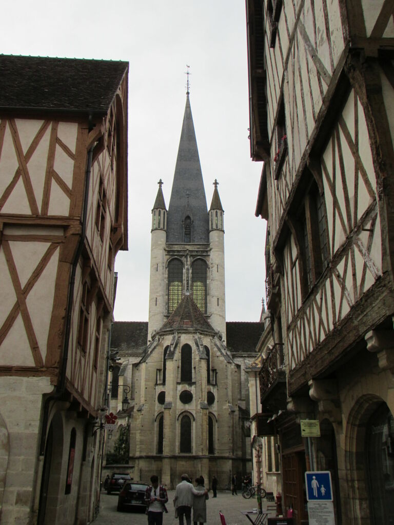 Arrière de Notre-Dame de Dijon