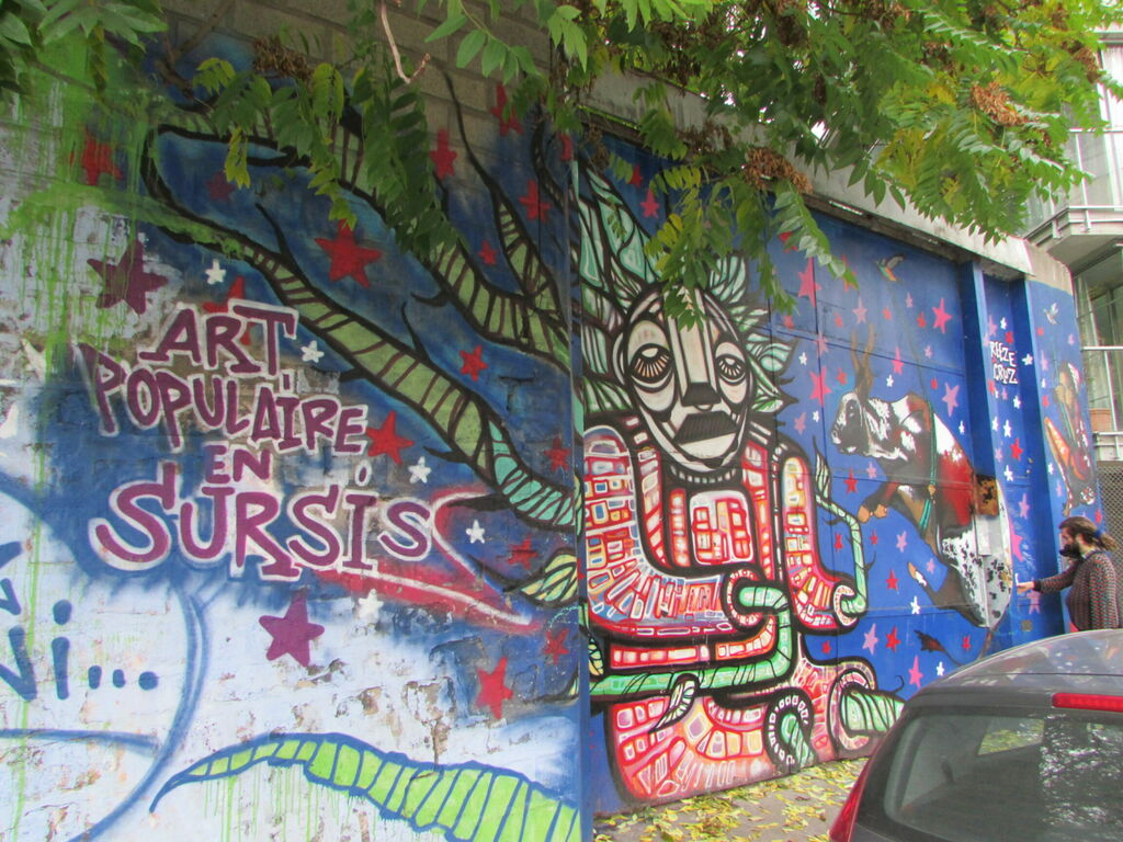 Da Cruz, Art Populaire en sursis