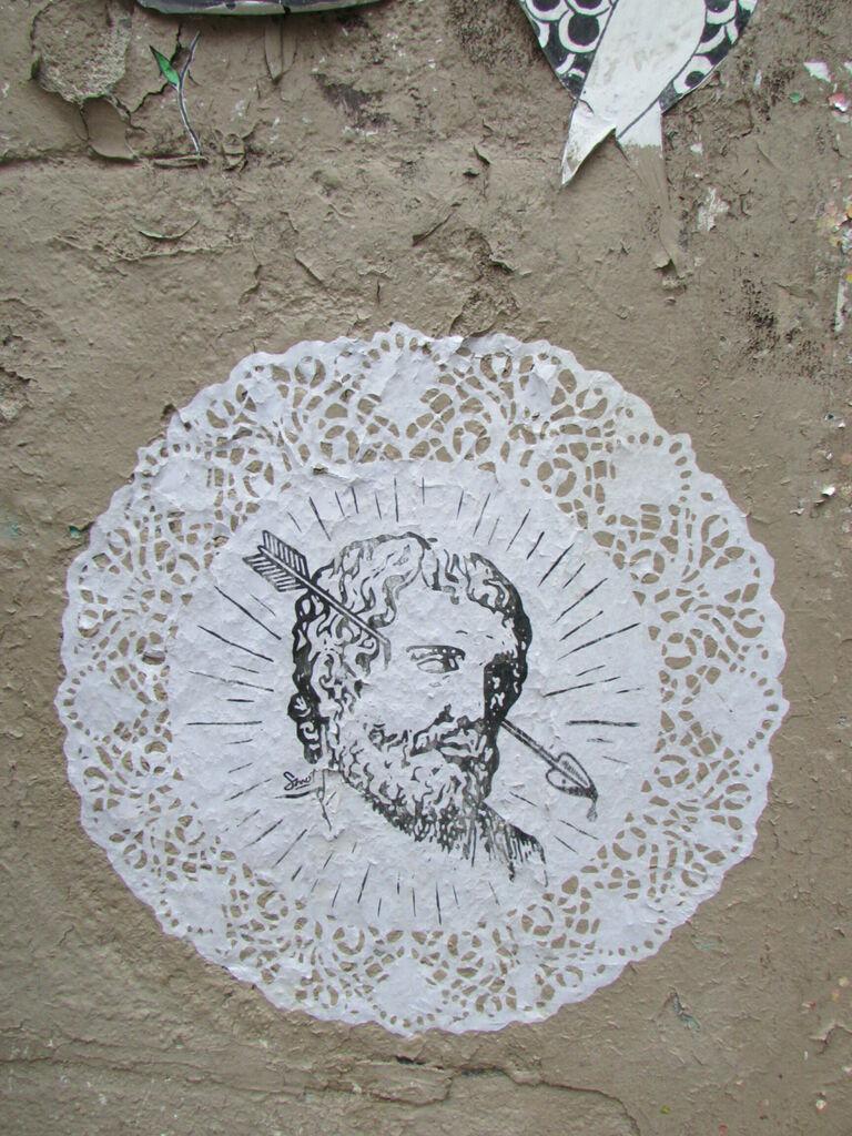 Saint-Sébastien ?