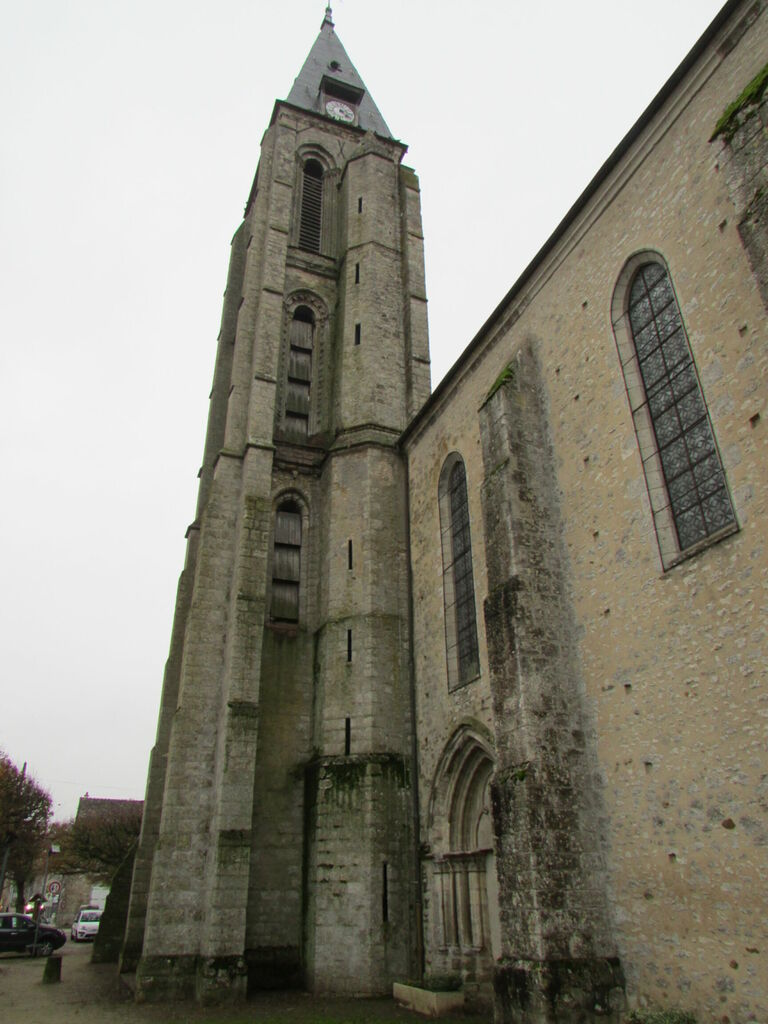 Église de Milly