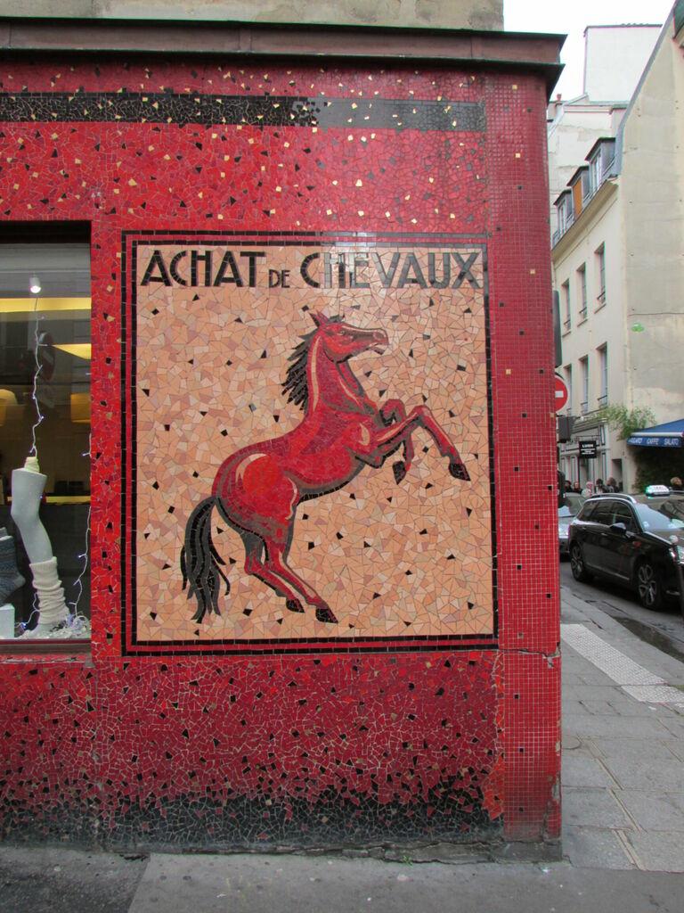 Achat de chevaux